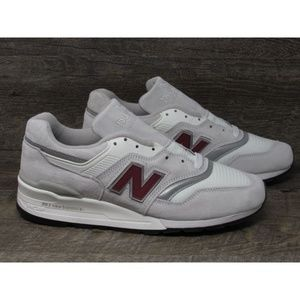 "NEW BALANCE 997 ""INTERCHANGABLE LOGO"" M997LBGD"